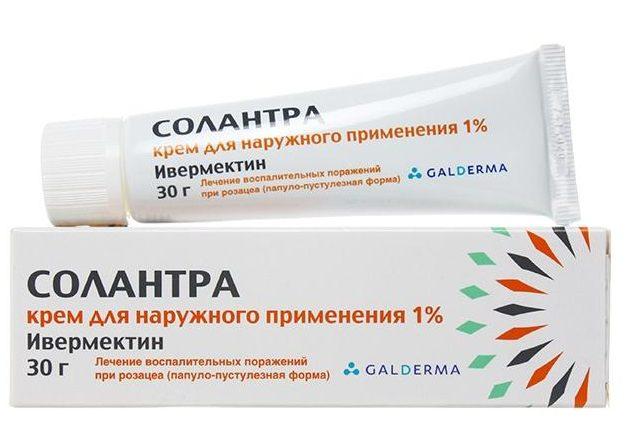 krem-solantra-dlya-lecheniya-rozatsea