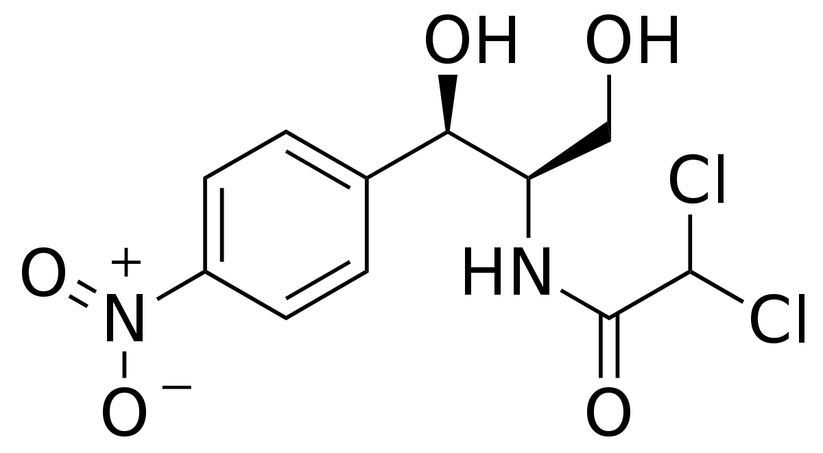 formula-hloramfenikol