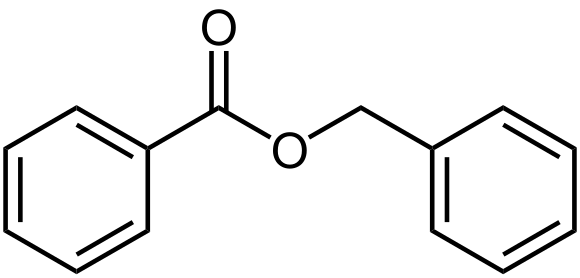 formula-benzilbenzoata