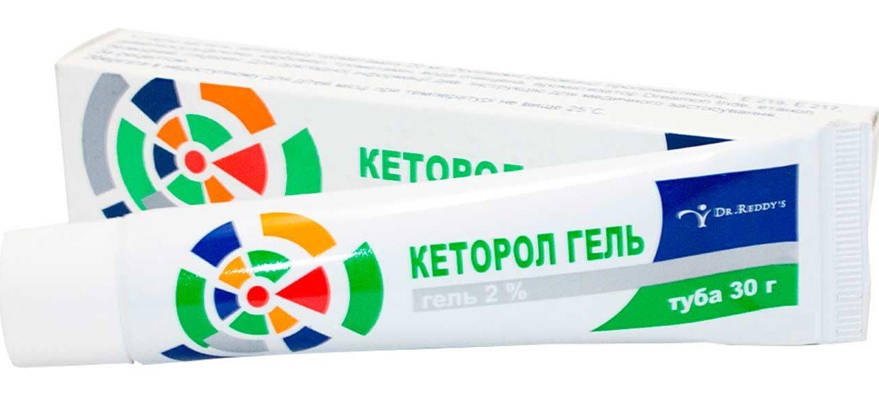 gel-ketorol