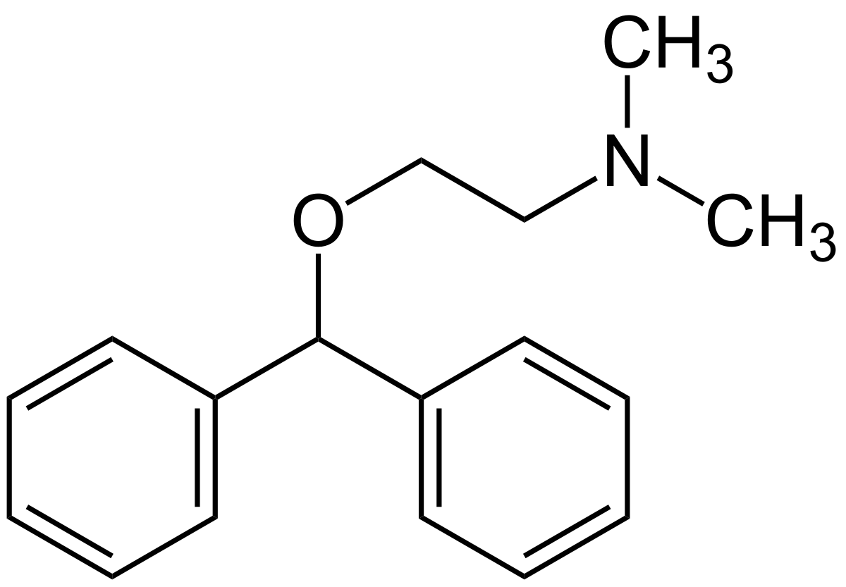 difengidramin-formula