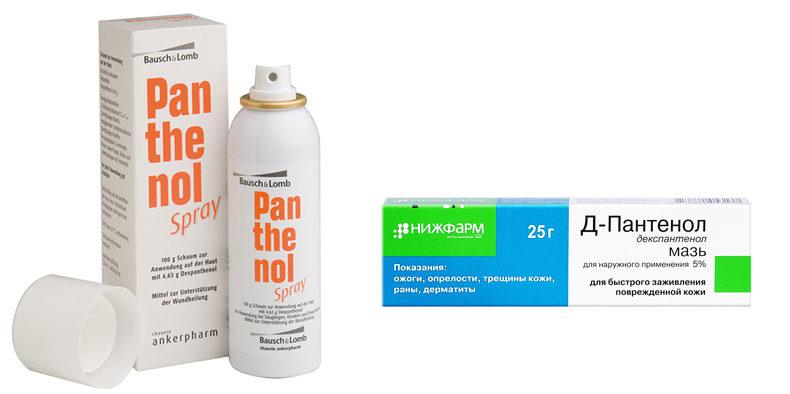 pantenol-d-pantenol