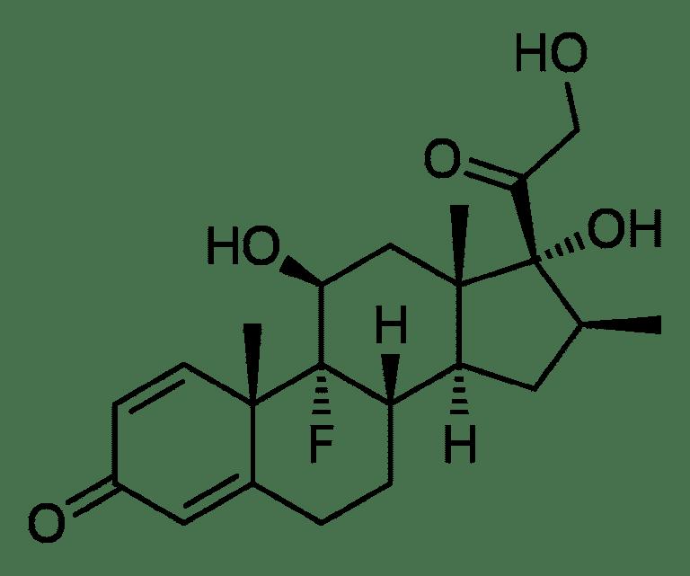 betametazona-formula